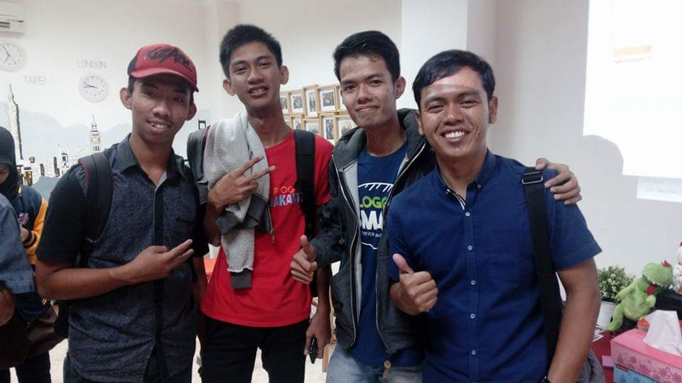 Serunya sharing-sharing bersama Komunitas Blogger Jakarta dan WaGoMu - RenaldiRey.ID
