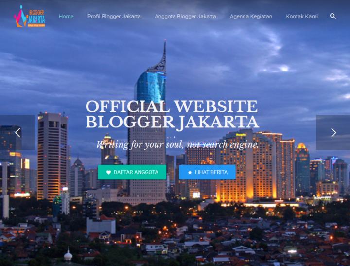 Alasan gue bergabung di Komunitas Blogger Jakarta