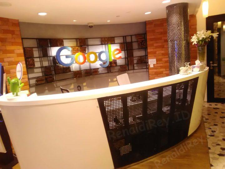 Akhirnnnyyyaaa!! Gue bisa berkunjung ke Kantor Google Indonesia