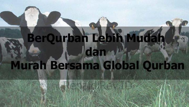 RenaldiRey.ID - BerQurban Lebih Mudah dan Murah Bersama Global Qurban