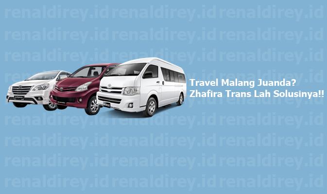Nyari Travel Malang Juanda? Zhafira Trans Solusinya!!
