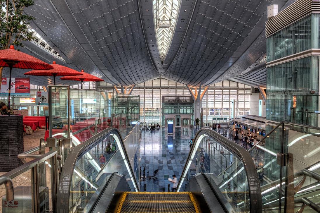 Sejarah Bandara Narita dan Haneda