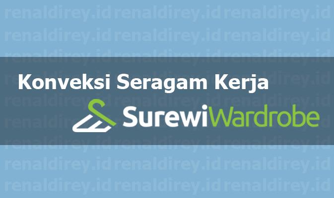 Surewi Wardrobe: Konveksi Seragam Kerja Jakarta Surewi