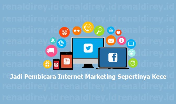 Jadi Pembicara Internet Marketing Sepertinya Kece - Entah kenapa ada rasa ingin untuk menjadi seorang pembicara internet marketing, dan muncul begitu aja gituloh, gue sendiri aja bingung. Eiiittss, tapi gue itu bukan seorang internet marketing ya bro, jangan salah sangka hahaha ... | pembicara internet marketing, pembicara internet marketing handal, pemula seo, pembicara internet marketing indonesia, pembicara